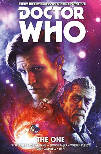 9781785853234: Doctor Who: The Eleventh Doctor Volume 5 - The One (Doctor Who New Adventures)
