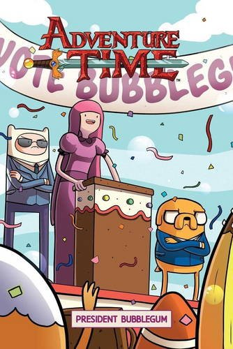 9781785853289: Adventure Time 08. President Bubblegum