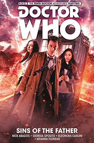 Doctor Who: The Tenth Doctor Volume 6 - Sins Of The Father: