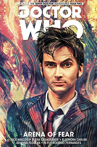 9781785854286: DOCTOR WHO 10TH HC 05 ARENA OF FEAR (Dr Who)