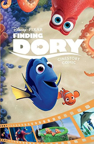 9781785857867: Disney Pixar Finding Dory Cinestory Comic