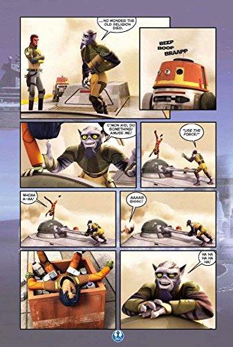9781785857904: Disney Star Wars Rebels Cinestory Comic: Vol. 1