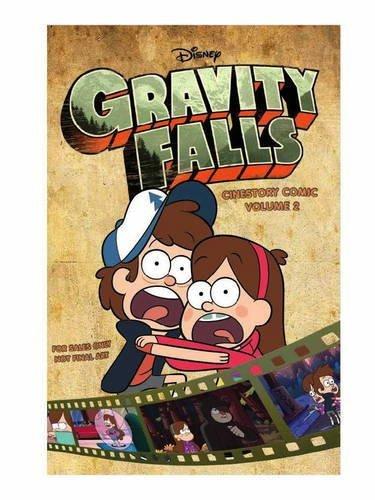 9781785857973: Disney Gravity Falls Cinestory Comic Vol. 2