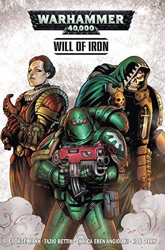 9781785858123: WARHAMMER 40000 01 WILL OF IRON (Warhammer 40000 1)