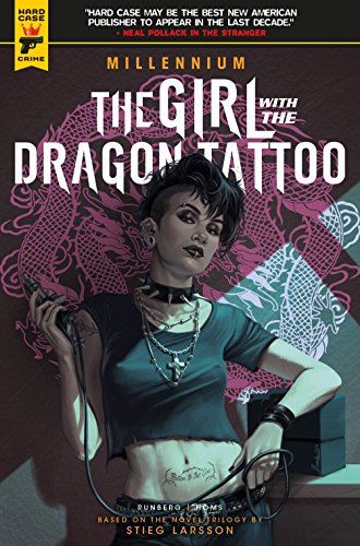 Girl With The Dragon Tattoo -