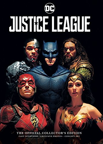 Justice League Official Collector's Edition: