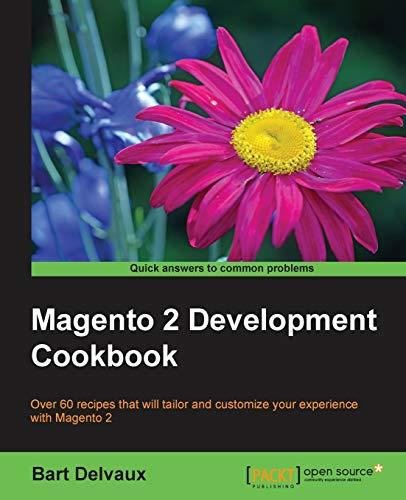 9781785882197: Magento 2 Development Cookbook