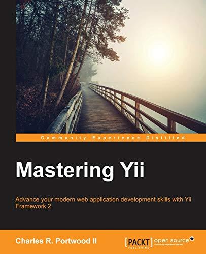 9781785882425: Mastering Yii