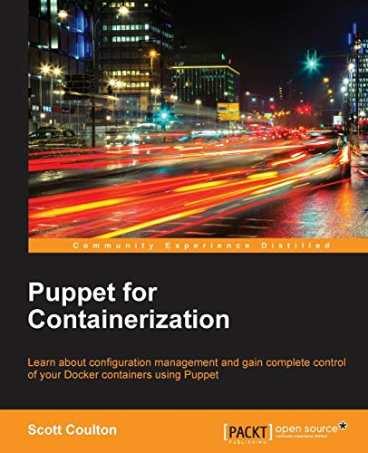 9781785883286: Puppet for Containerization