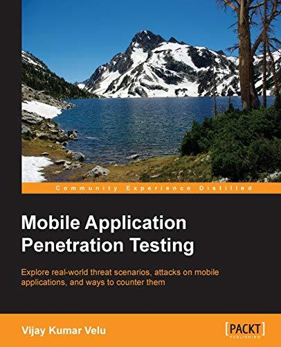Mobile Application Penetration Testing (Paperback): Vijay Kumar Velu