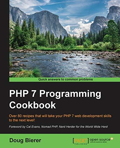 9781785883446: PHP 7 Programming Cookbook
