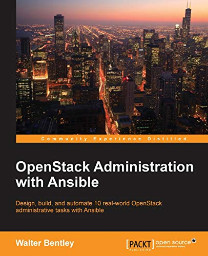 9781785884610: OpenStack Administration with Ansible