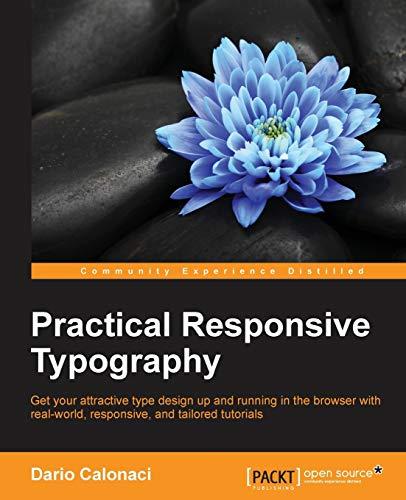 9781785884634: Practical Responsive Typography