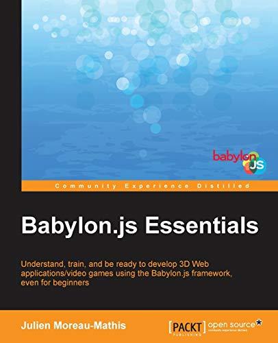 9781785884795: Babylon.JS Essentials