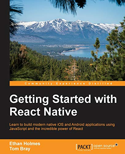 9781785885181: Getting Started with React Native