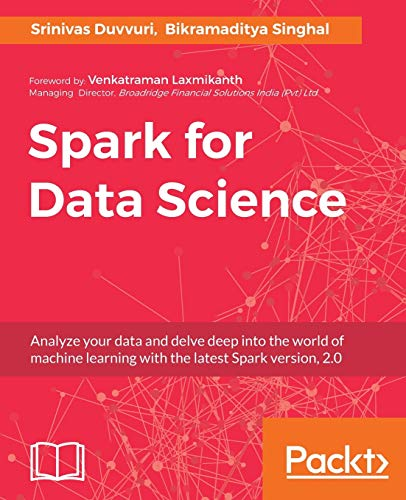 9781785885655: Spark for Data Science