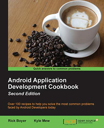 9781785886195: Android Application Development Cookbook - Second Edition