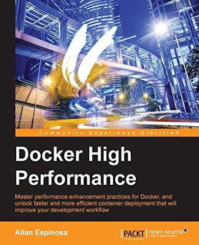 9781785886805: Docker High Performance