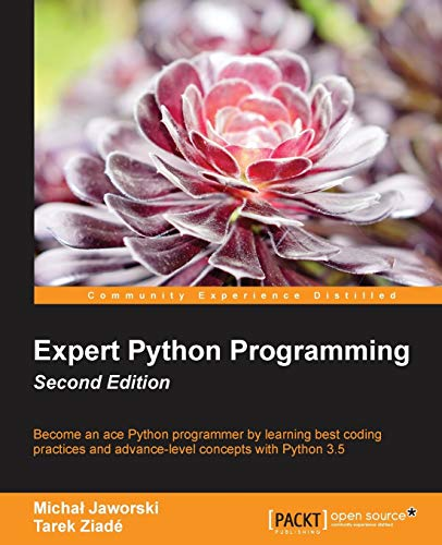9781785886850: Expert Python Programming - Second Edition