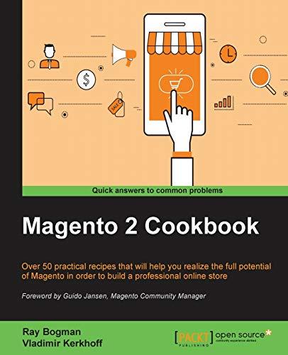 9781785887062: Magento 2 Cookbook