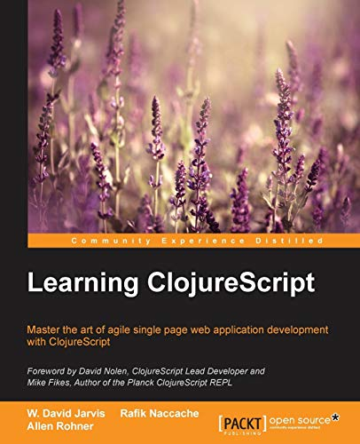 9781785887635: Learning ClojureScript