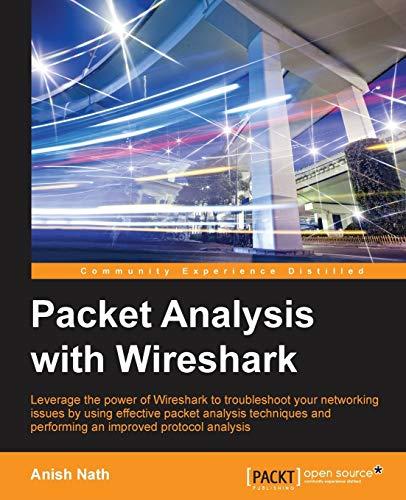 9781785887819: Packet Analysis with Wireshark