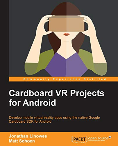 Cardboard VR Projects for Android (Paperback)