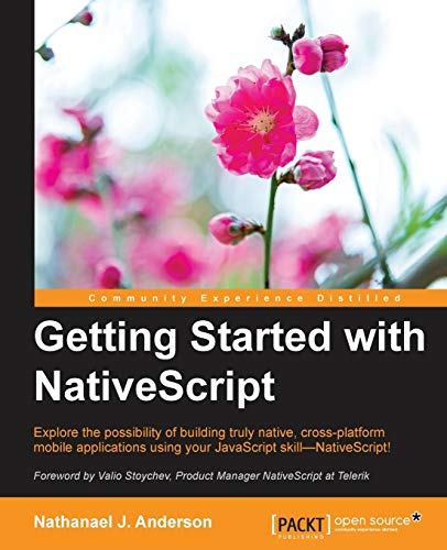 9781785888656: Getting Started with NativeScript
