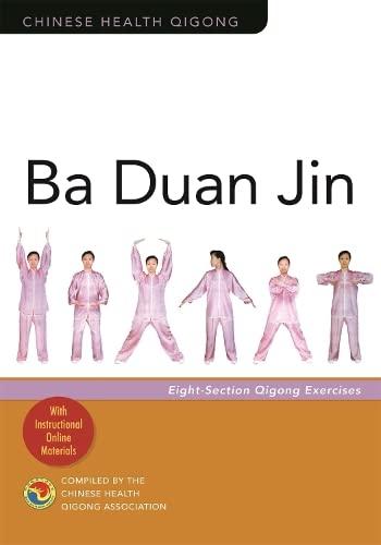 9781785929847: Ba Duan Jin: Eight-Section Qigong Exercises