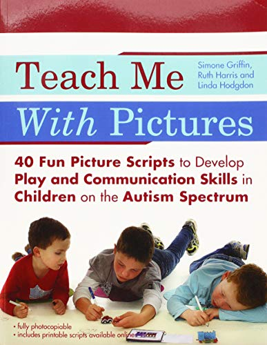 Teach Me With Pictures: 40 Fun Picture: Simone Griffin, Ruth