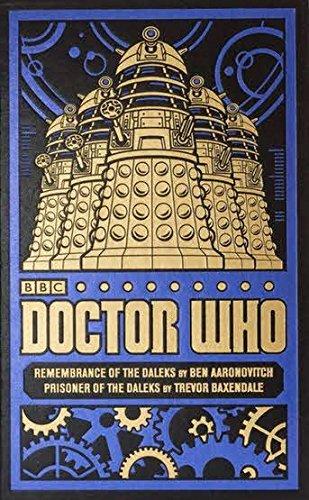 9781785940989: Doctor Who Leather Bind-Up: Remembrance of the Daleks & Prisoner of the Daleks