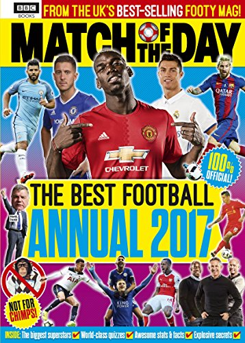 9781785941092: Match of the Day Annual 2017 (Annuals 2017)