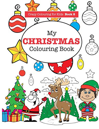 9781785950766: My Christmas Colouring Book