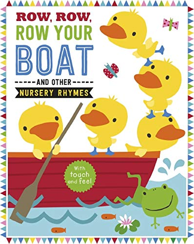 9781785981005: Row, Row, Row Your Boat and Other Nursery Rhymes