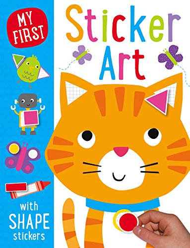 9781785981180: My First Sticker Art