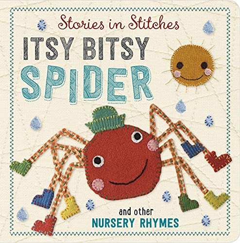 Itsy Bitsy Spider and Other Nursery Rhymes: Make Believe Ideas Ltd