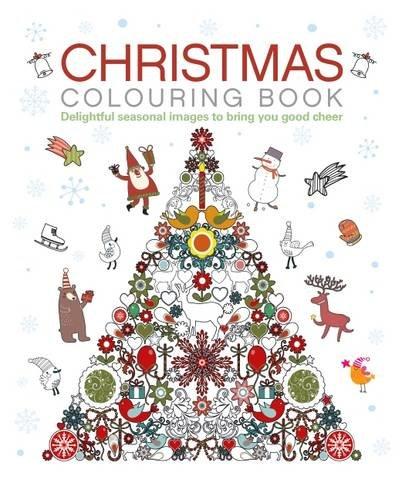 9781785990014: Christmas Colouring Book