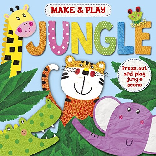 Make & Play: Jungle: Arcturus Publishing