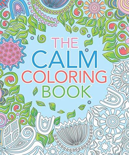 9781785991691 The Calm Coloring Book Abebooks Arcturus 1785991698