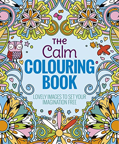 The Calm Colouring Book: Arcturus Publishing
