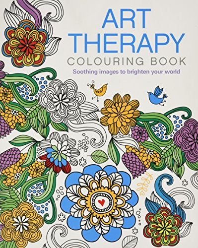 Art Therapy Colouring Book (Colouring Books): Arcturus Publishing