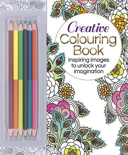 9781785996542: CREATIVE COLOURING BOOK