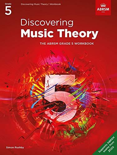 9781786013491: Discovering Music Theory, The ABRSM Grade 5 Workbook (Theory workbooks (ABRSM))
