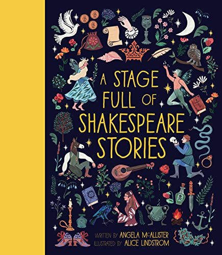 Download Stage Full Of Shakespeare Stories