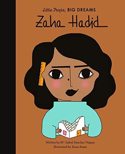 9781786037442: Zaha Hadid: Little People, Big Dreams