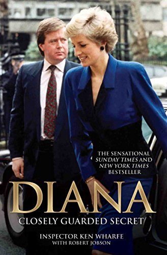 9781786061133: Diana: Closely Guarded Secret
