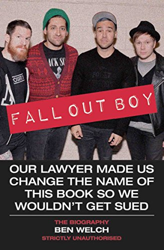 Fall Out Boy: The Biography: Ben Welch