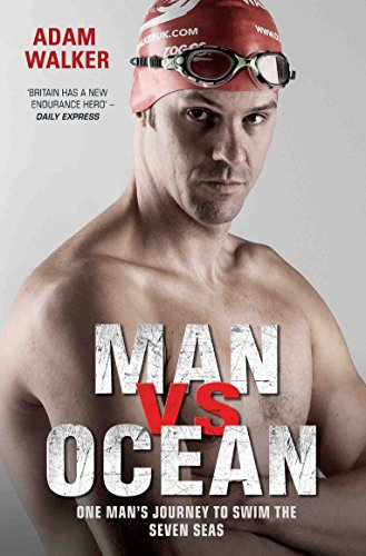 9781786062529: Man Vs Ocean: One Man's Journey to Swim the Seven Seas