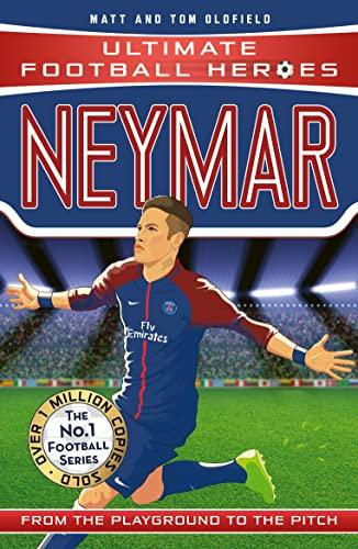 Neymar: The Boy From Brazil (Heroes)