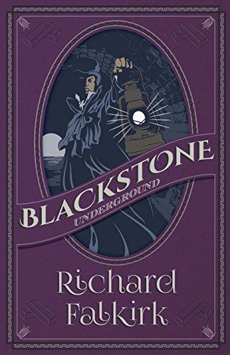 9781786080455: Blackstone Underground